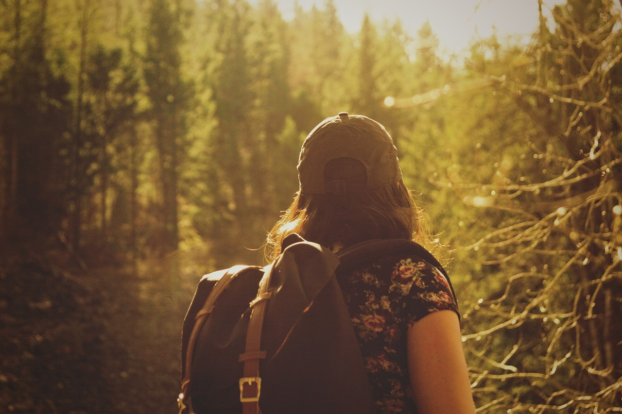 Työhyvinvointia luonnosta voi saada lähtemällä luontoon.